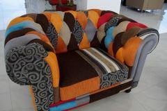 Limpieza de sofá de diseño en Madrid