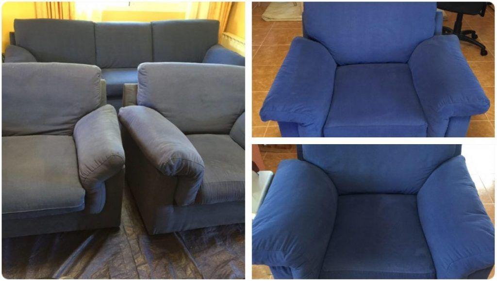Empresa de limpieza de tapicer as y desinfecci n en madrid - Limpieza sofas a domicilio ...